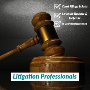 litigation professionals