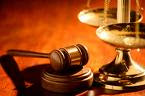 Photo of gavel and scale