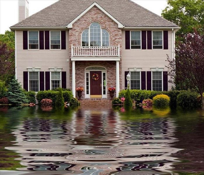 water damage to your home
